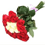 Fine imported roses - flowers and bouquets on 7roz.lviv.ua