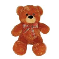 Brown Bear soft toy - flowers and bouquets on 7roz.lviv.ua