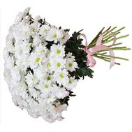 Bouquet of 15 chrysanthemums - flowers and bouquets on 7roz.lviv.ua