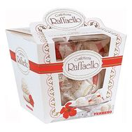 Raffaello candies Weight: 150 g. - flowers and bouquets on 7roz.lviv.ua
