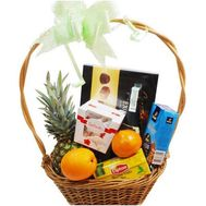 Gift basket - flowers and bouquets on 7roz.lviv.ua