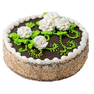 Cake from a local bakery - flowers and bouquets on 7roz.lviv.ua